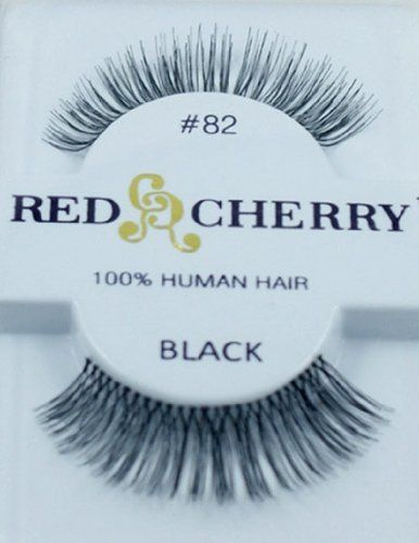 Red Cherry False Eyelashes 82 (Packs of 12) ** Read more  at the image link.