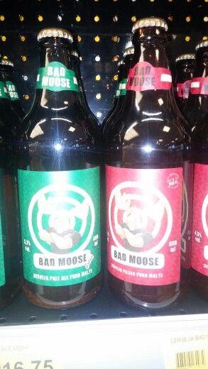 Bad Moose Cerveja