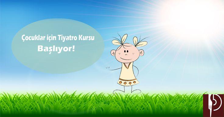 Hey Dostum Eğlenmek Mi İstiyorsun? O zaman Tiyatro Kursumuza Davetlisin! http://perlasanat.com/cocuk-tiyatrosu/