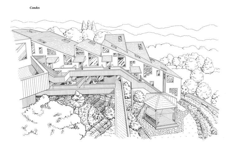 Drawings of Various Microcommunity (MC) Configurations