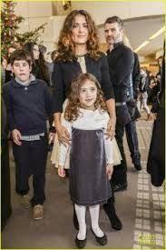 Image result for la hija de salma hayek 2015