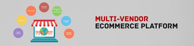 What does multi vendor shopping cart contains?