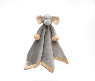 Snuttefilt Diinglisar Wild, Elefant, Teddykompaniet