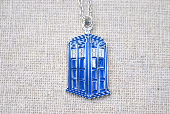 Blue Tardis Necklace Doctor Who Jewelry Police Box by MonsterBrand, $20.00: Necklaces Doctors, Doctors Who Thanks, Doctors Whovian, Jewelry Police, Police Boxes, Doctors Who Jewelry, Blue Tardis, Doctor Who Jewelry, Geeky Fashion