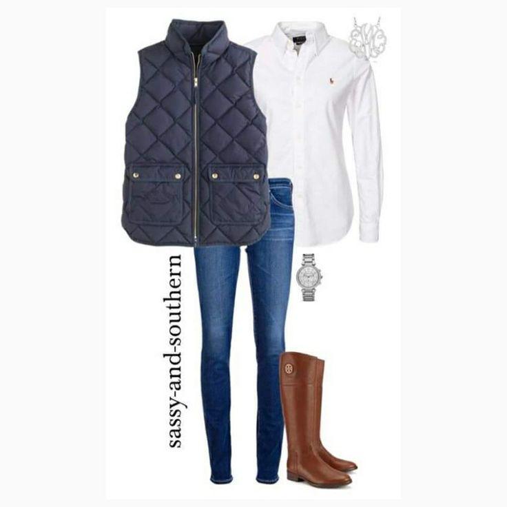 Otoño-invierno #chaleco #botas #VM