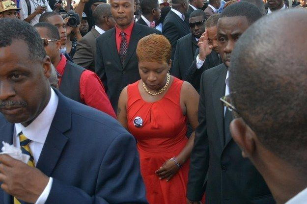 Michael Brown's Family Got Into A Huge Brawl Over Memorial T-Shirt Sales