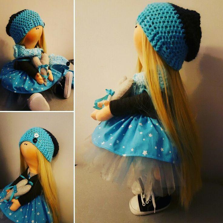 My new handmade doll ❤