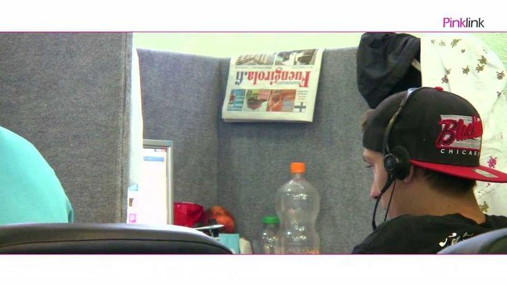 Työskentelyä Pinklinkillä! #telemarketing #jobs #Fuengirola #finnish #workhard