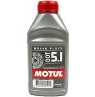 Υγρά φρένων Motul 100% συνθετικά DOT5.1 500ml.
