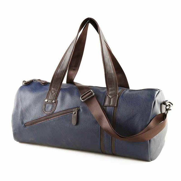 Classic Sports Bag for Travel, Fitness, Gym