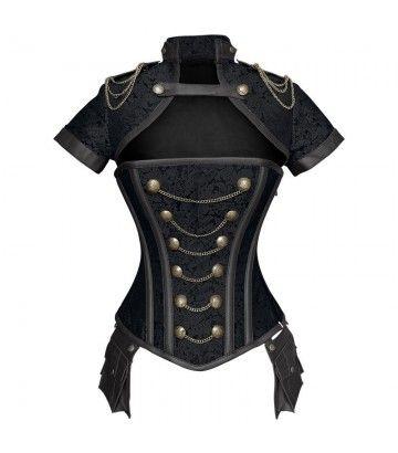 Belldandy.fr: boutique, vente privée, gothique, victorien, retro pin-up, lolita, punk. Jupe, robe, veste, legging, corset