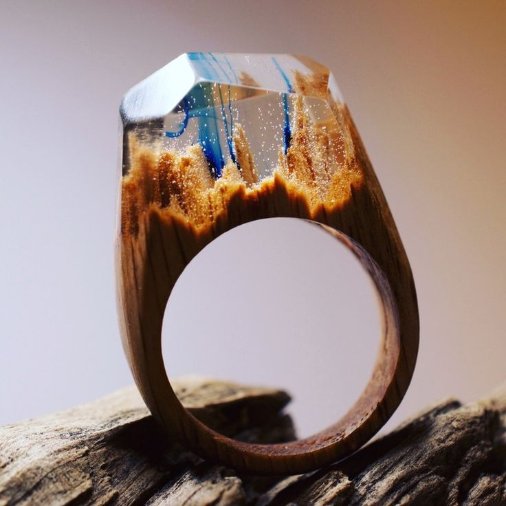 Gorgeous Wooden Rings By Secret Wood