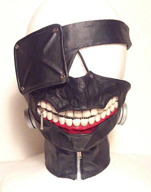 『東京喰種トーキョーグール』ファン制作のカネキマスクが悪夢の様だと海外で話題に http://japa.la/?p=41614  #東京喰種トーキョーグール…