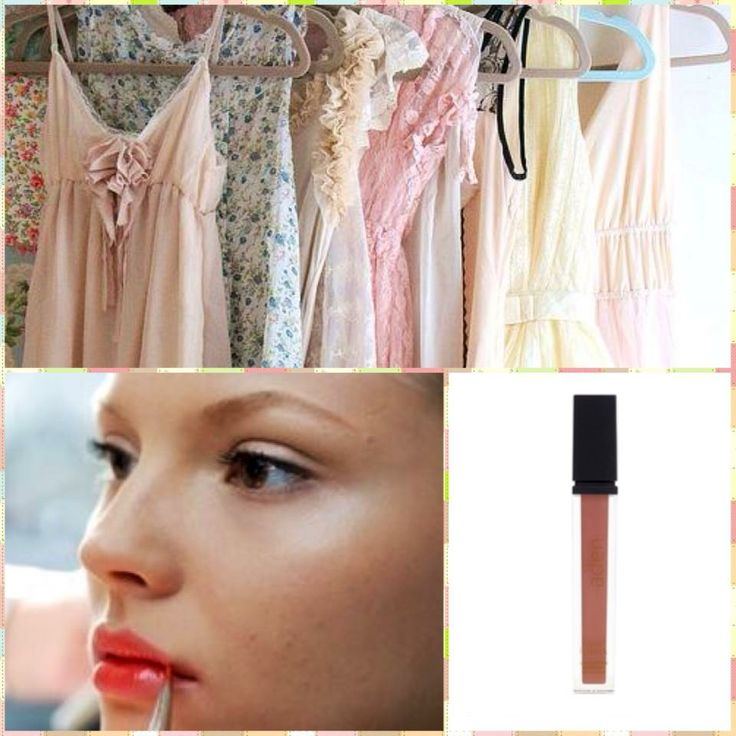 Pick your favourite #spring outfit and combine it with your favourite #pink Aden Cosmetics Lip Gloss!