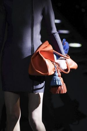 Anya Hindmarch Accessories Spring Summer 2014 London - NOWFASHION