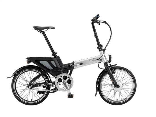 Bicicleta Electrica Pliabila Winora fold:exp 3. Comenzi si oferte online