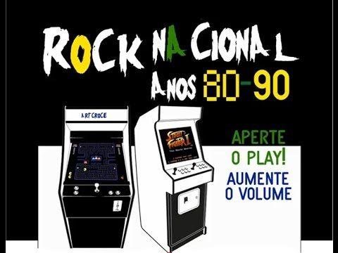 Seleção Rock Nacional Anos 80 e 90