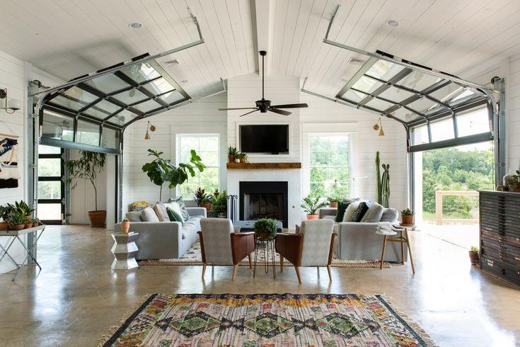 California Eclectic Decor Living Rooms