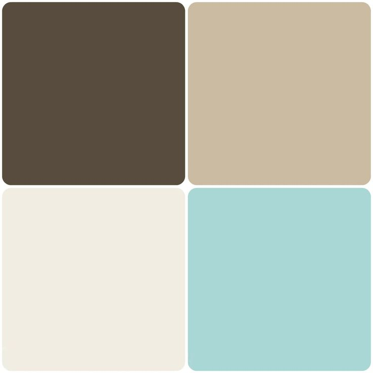 Interior Paint Color Chart: Dressing Up Mutton: Our Paint Colors