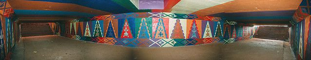 POP BATIK 2015   Bukit Besar Underpass (Mydin Hiliran - Bukit Besar Recreational Park) , Kuala Terengganu, Terengganu, MALAYSIA.  Commissioned by Kuala Terengganu City Council (MBKT). Concept + Art by @bandahara  Collaboration with Sheikh Mohd Hasrulrizal & his Team.  Photography by Wearegrafy  more to come, follow us: www.bandahara.com
