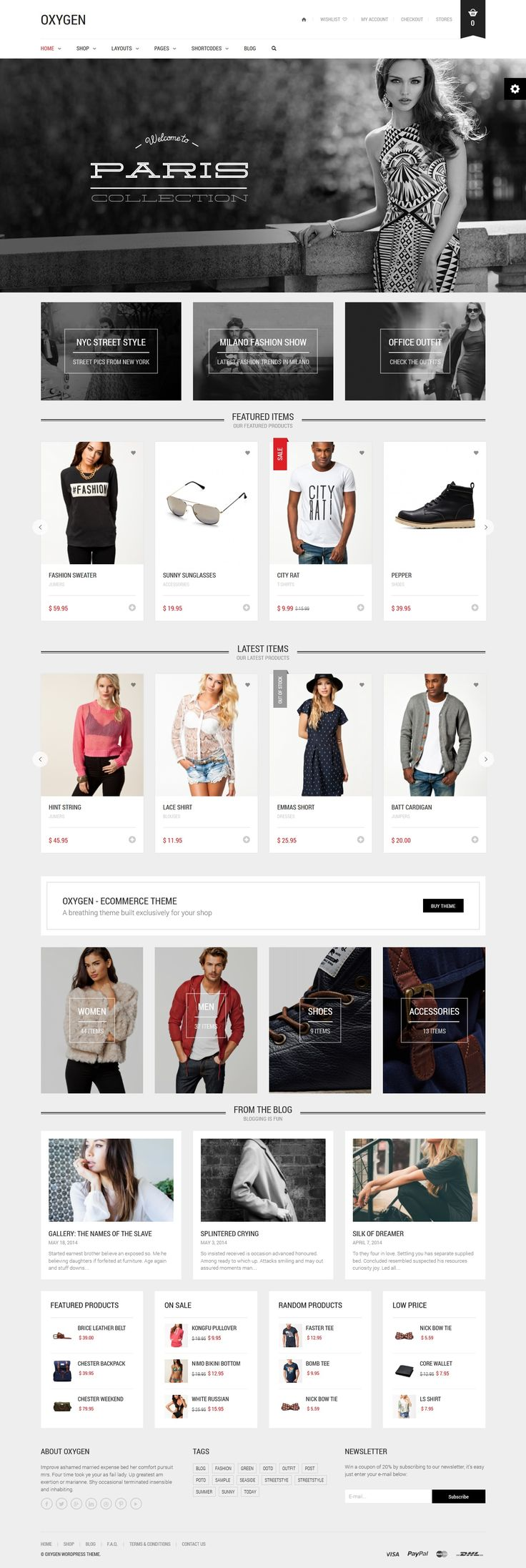 30+ BEST eCommerce #WordPress Themes of 2014 #top #ecommerce #designs..For Ecommerce websites contact @sunraisewebsolutions