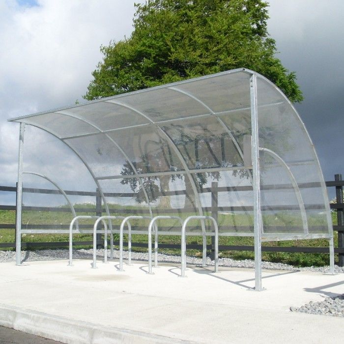 Cycle Shelter Type 1 | Larkin Street Products Manufacturers in Ireland and the UK