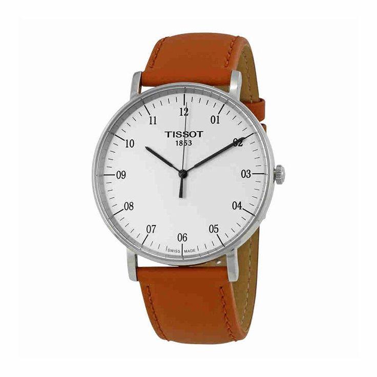 The simple, chill, elegant timepiece: TISSOT T-Classic Everytime. Because simple must never embrace boring.  #TISSOT #KhaValeri http://www.pinterest.com/KhaValeri/    kha_amz_TISeverytime1903_v2