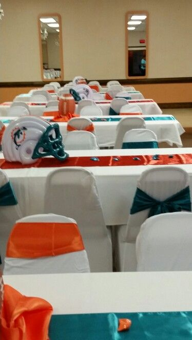 1000 Images About Miami Dolphins Themed Retirement Party