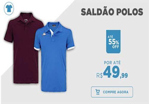 Saldao de camisas polo masculinas na Centauro. Compre sua camisa polo com preços entre 29,90 e 49,90  http://desconto.gratis/cupom/saldao-camisas-polo-centauro/  #desconto #moda #centauro #camisaspolo #polo #modamasculina