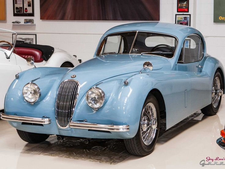 The 1954 Jaguar XK120M Coupe is one of most successful and classiest sports cars of its era. Its curvaceous styling elements have carried on in many Jaguars over the past 60 years.