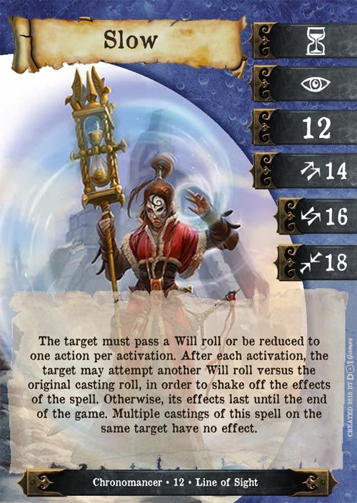The other Frostgrave Spell Cards thread - 10/09: A farewell to cards - Page2