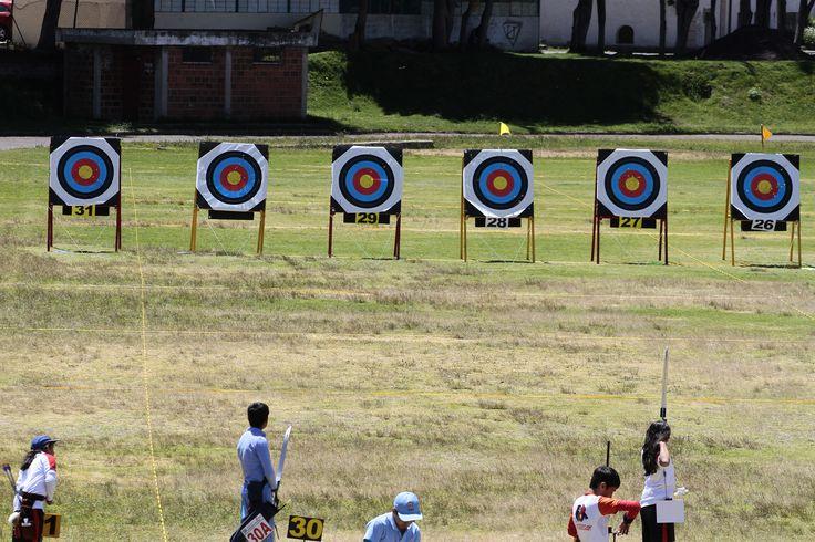 Detalles del torneo nacional de Tiro con Arco que se realizó en Quito.