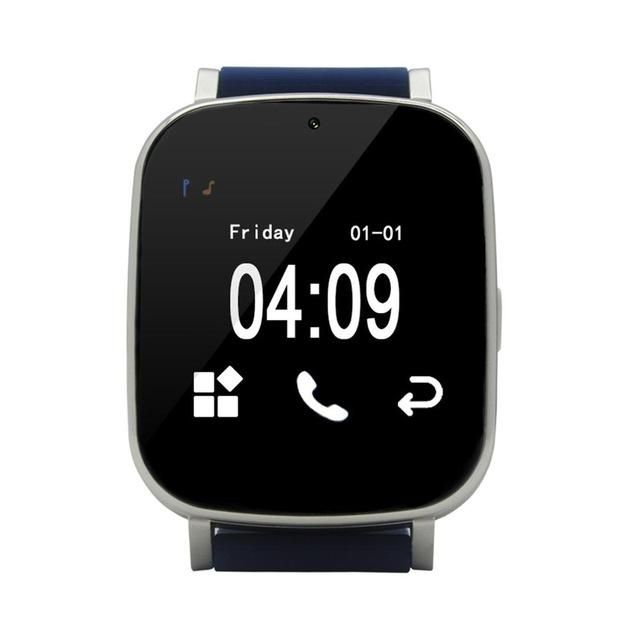 ColMi Waterproof Smart Watch Push Message Bluetooth Pedometer Sleep Monitoring For Android & Phone