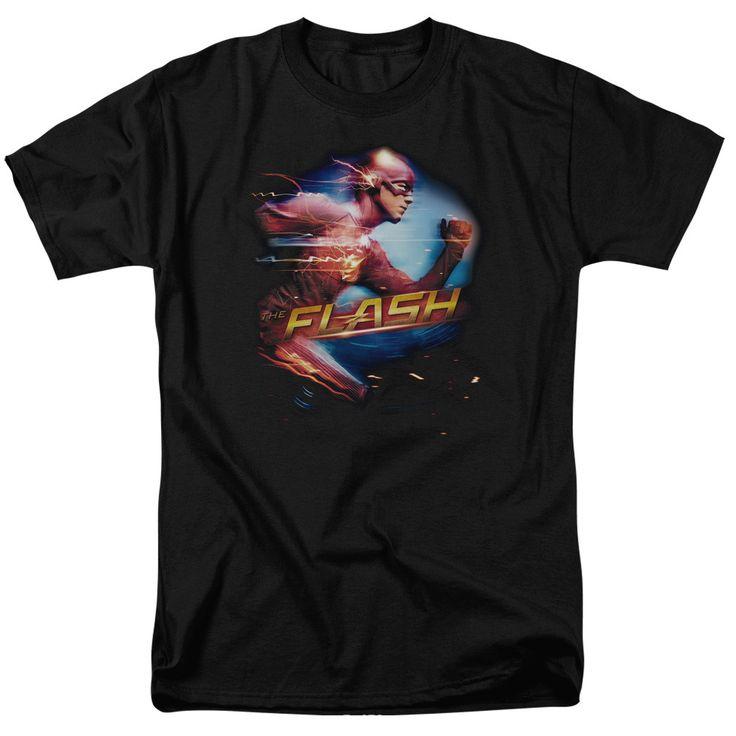 Flash (TV Series): Fastest Man T-Shirt