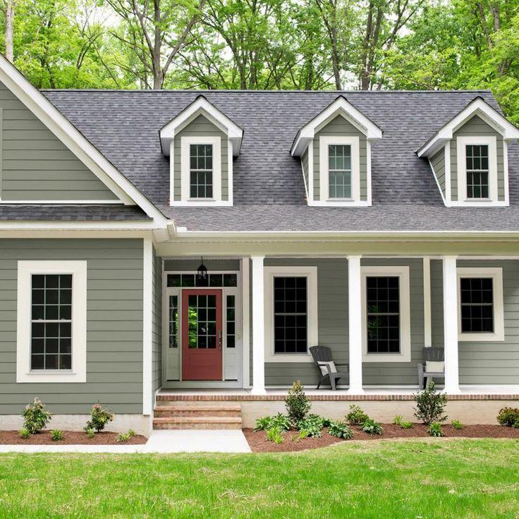Home Exterior Options: 28 Inviting Home Exterior Color Ideas