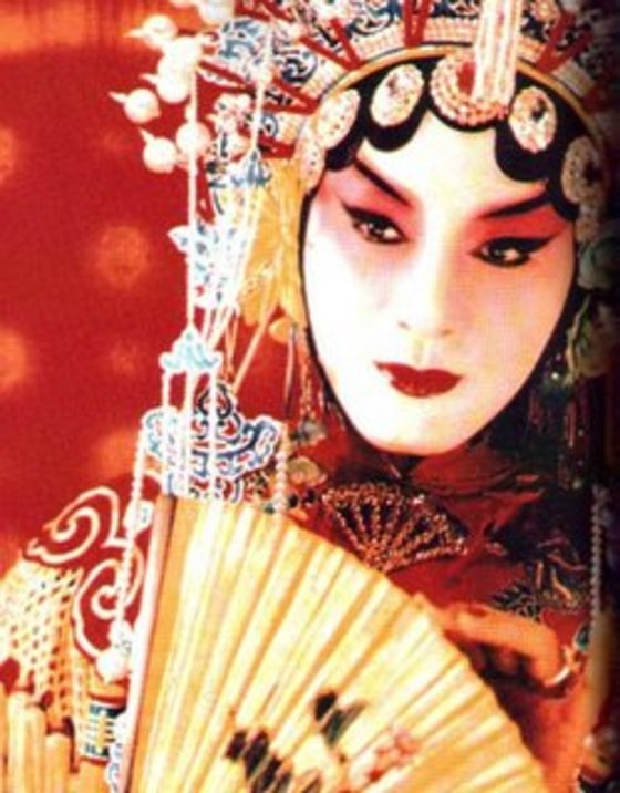 Chen Kaige's Farewell My Concubine. This movie turned me on to Peking opera, which doesn't get much love here in the States.