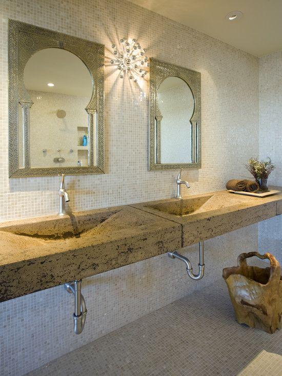 Modern Moroccan Bathroom Design 486 best bathroom design images on pinterest | bathroom ideas