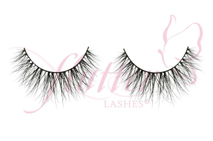PARIS - MINK FLUTTER LASHES