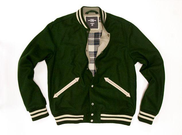Original Baseball Jackets - My Jacket