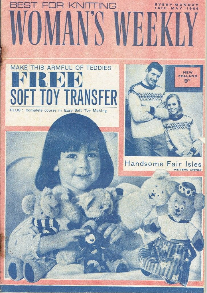 Woman's Weekly 1966