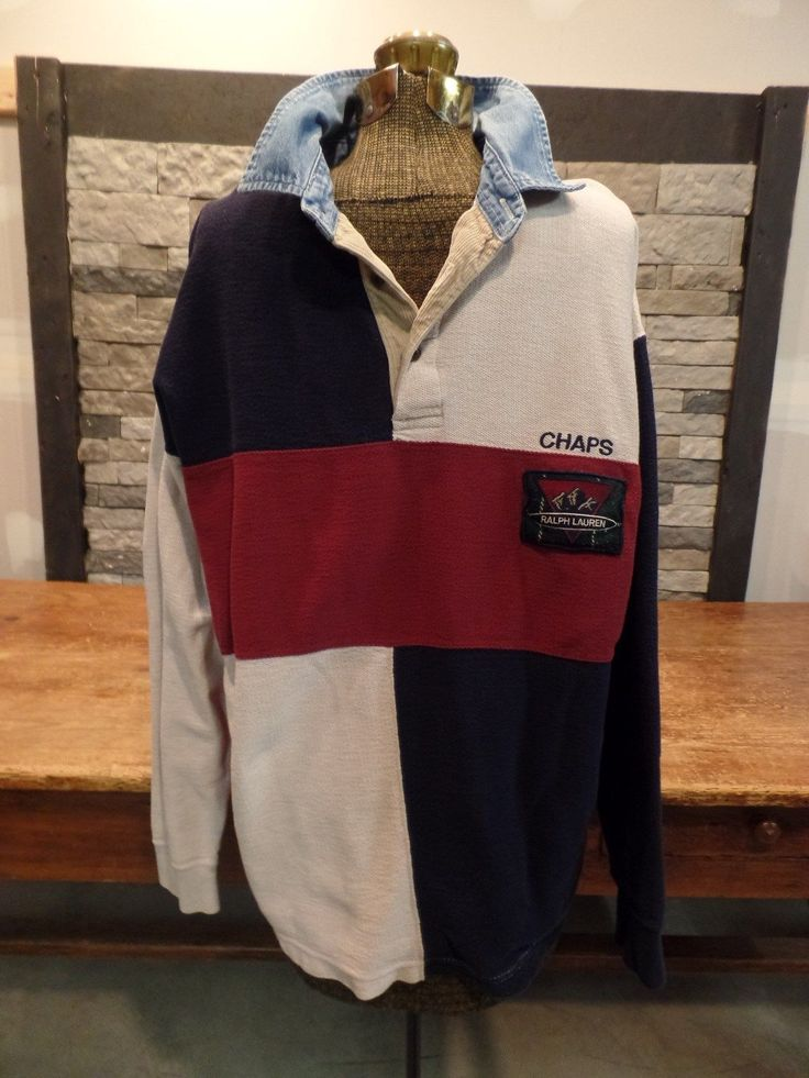 Chaps Ralph Lauren Rugby Polo