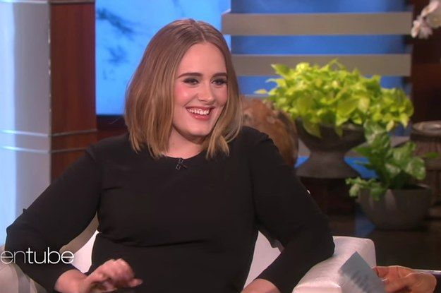 In usual Ellen DeGeneres fashion, she made Adele prank a few Jamba Juice employees while she fed the singer hilarious lines. | Adele Pranked Some Employees At Jamba Juice And It's Everything
