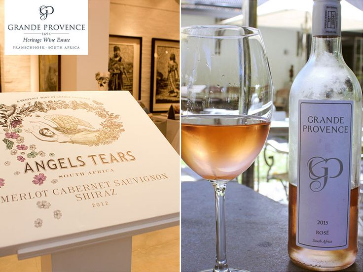 Join us at Franschhoek Uncorked at Grande Provence!   As one of the participating wineries, we will offer Franschhoek Uncorked Festival ticket holders complimentary tastings of our easy drinking Grande Provence Rosé and Angels Tears Red.  Purchase tickets here: http://ow.ly/TFjw30437oI