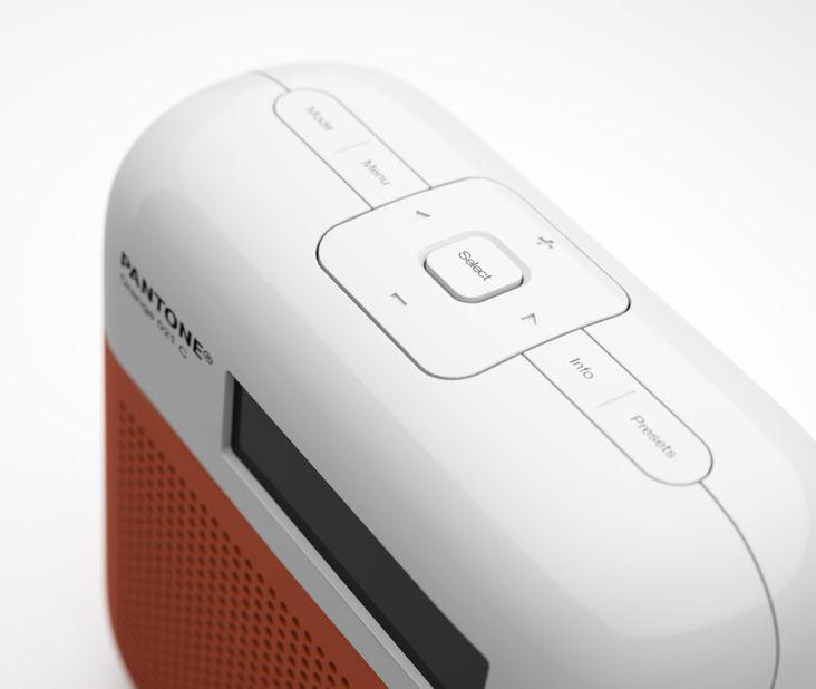 Pantone EPP Radio / Orange