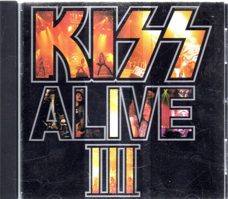 Kiss - Alive III - CD - 1993 - NM. by riverbottomrecords on Etsy