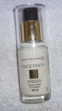 Really good primer! http://www.danniibeauty.blogspot.com.au/2015/02/max-factor-facefinity-all-day-primer.html