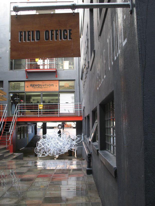 Field office Woodstock branch