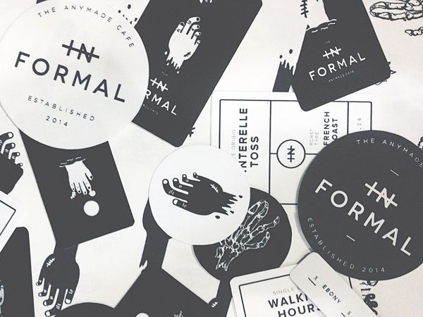 The Informal Anymade Cafe on Behance