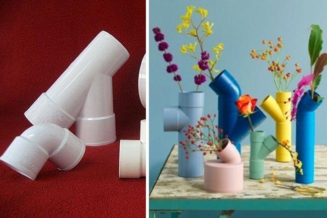 muebles hechos con tubos pvc - Buscar con Google