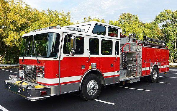 the 16 best e one fire trucks images on pinterest fire engine rh pinterest co uk
